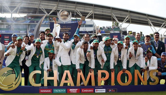 Pakistan move closer to direct qualification for 2019 World Cup