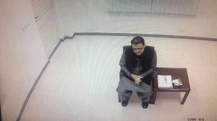 SC dismisses Hussain Nawaz's plea to stop recording of JIT proceedings