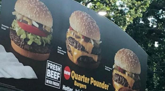 Will McDonald's customers wait for the new Quarter Pounder?
