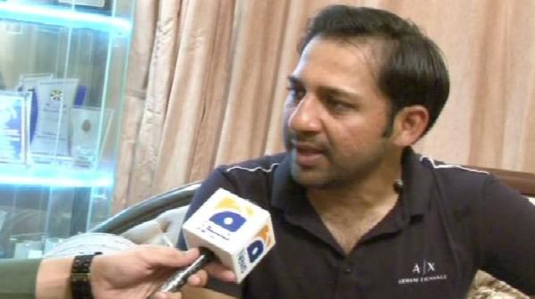 Exclusive Talk of Sarfaraz Ahmed with Geo News