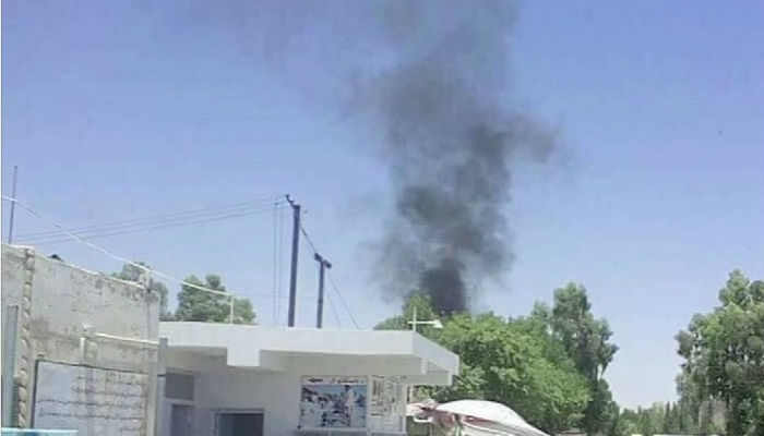 Multiple casualties as car bomb hits bank in south Afghanistan