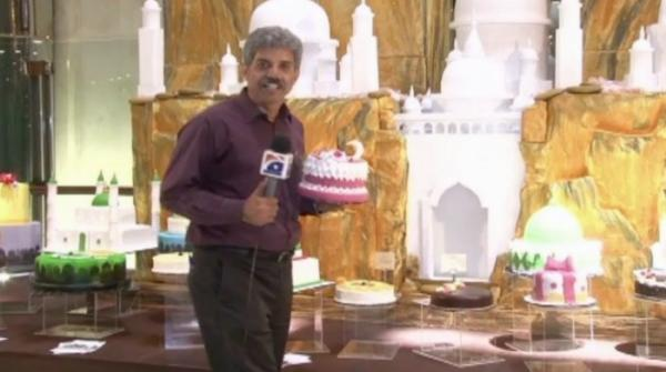 Amin Hafeez reports on the different styles of cake for Eid