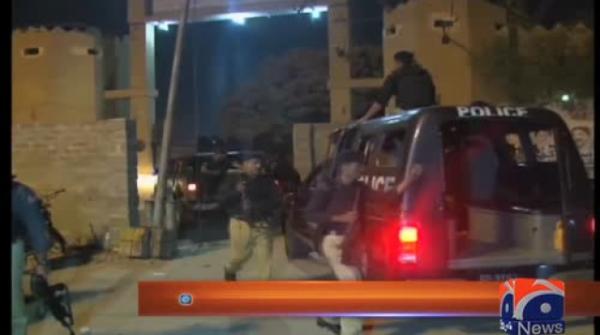 Karachi prison break: Arrest of escaped prisoners top priority, says SSP CTD 22-June-2017