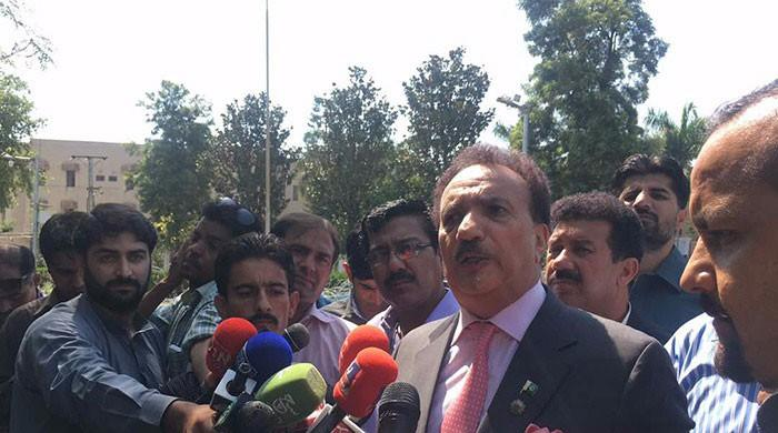 Have complete faith in 'competent, professional' JIT: Rehman Malik