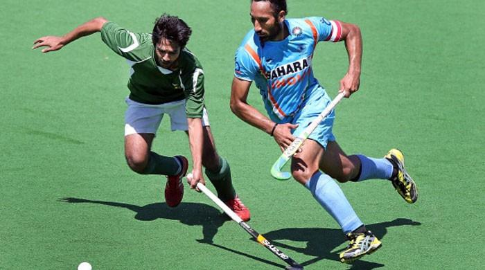Pakistan, India to face off again in Hockey World League