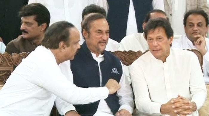 Babar Awan quits PPP, joins PTI