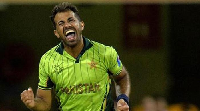 Wahab Riaz inducted in list of players to receive Rs10mn prize from PM