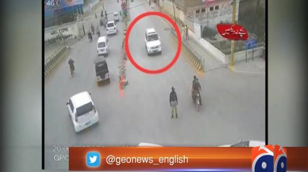 کوئٹہ: ٹریفک اہلکار کو کچلنے کا مقدمہ نامعلوم افراد کے خلاف درج