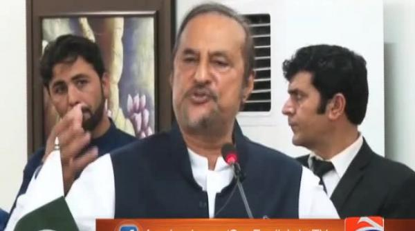 Babar Awan quits PPP, joins PTI 23-June-2017