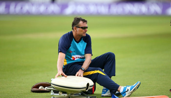 Sri Lanka coach Graham Ford steps down before Zimbabwe series