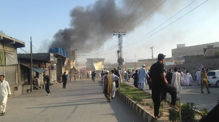 Death toll from twin blasts in Parachinar rises to 72