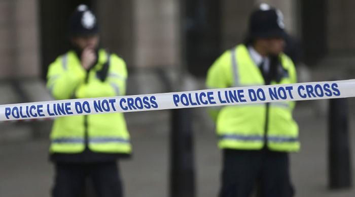 At least six injured as car rams Muslim worshippers in UK's Newcastle, not terrorism: police