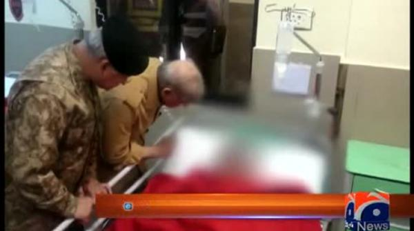 Shahbaz Sharif reaches Bahawalpur visits sight of incident 25-June-2017