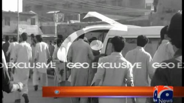 Parachinar attack: Corps commander Peshawar assures locals of support, death toll reaches 72 25-June-2017