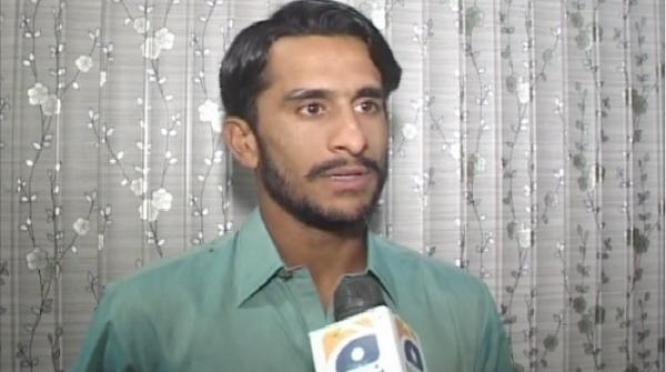 Hasan Ali wishes everyone a very happy Eid