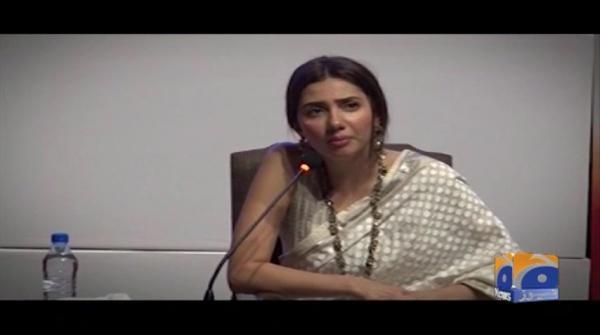 Mahira Khan Interview - 26 June 2017