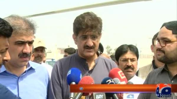 Federal government not focusing on fighting terrorism, says CM Sindh