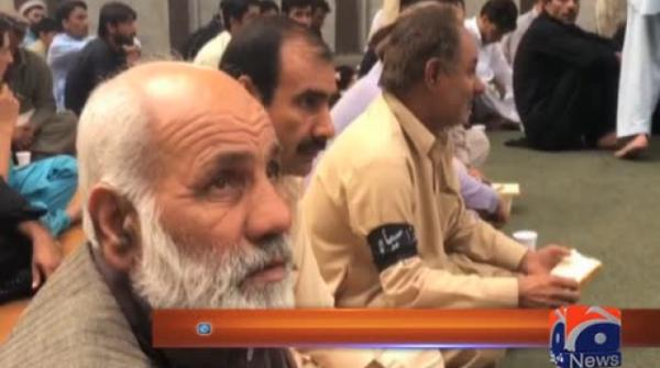 Protest by bereaved of Parachinar blast victims continues for fourth day 26-June-2017