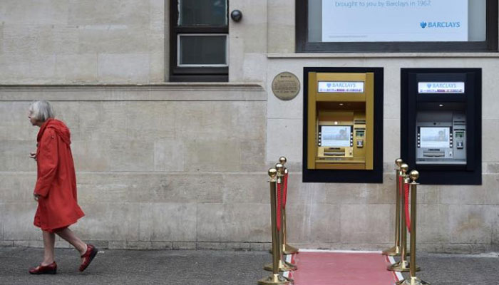 Gold ATM launched to celebrate 50th anniversary