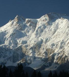 Two alpinists go missing on Pakistan's 'Killer Mountain'