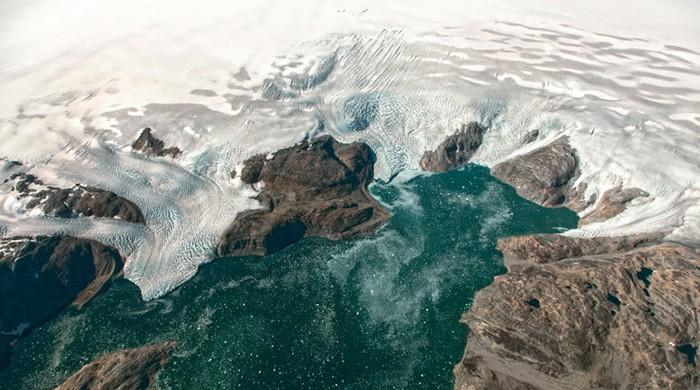 Greenland now a major driver of rising seas: study
