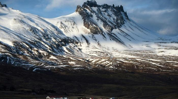 Iceland, an open-air Hollywood studio