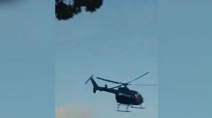 Helicopter hurled grenades at Venezuela Supreme Court: Maduro
