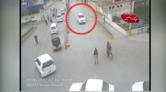 Slain policeman's son denies pardoning Balochistan MPA Achakzai