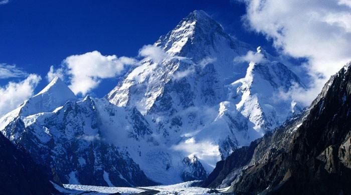 Search begins in Pakistan for two missing on world´s ninth-highest mountain