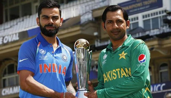 India enjoy 9-0 head to head record against Pakistan in ODIs