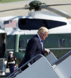 Unease in Brussels over Trump's Poland visit