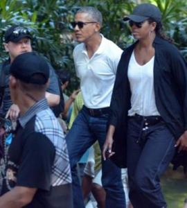 Yes he can: 'Clever boy' Obama returns to Indonesia for family vacation