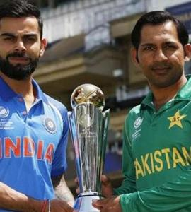 Bilateral cricket matches best thaw for Pak-India hostility