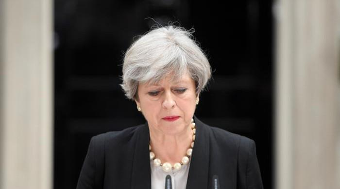 May survives first parliamentary test after disastrous election
