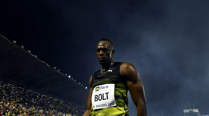 Bolt fires to 100m victory in Ostrava