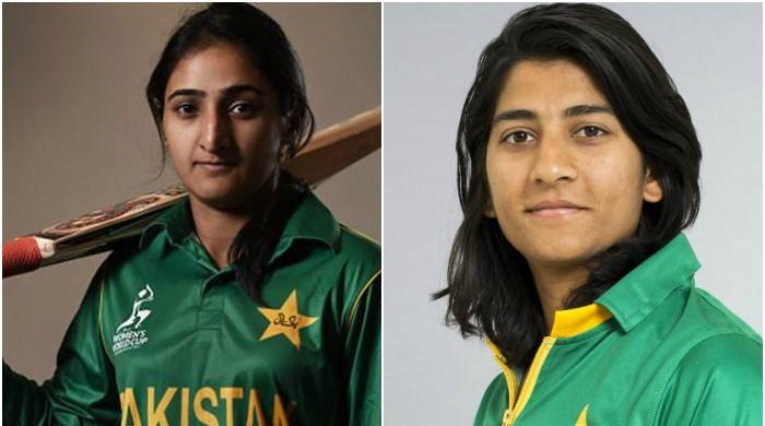 Iram Javed to replace injured Bismah Maroof in Women's World Cup