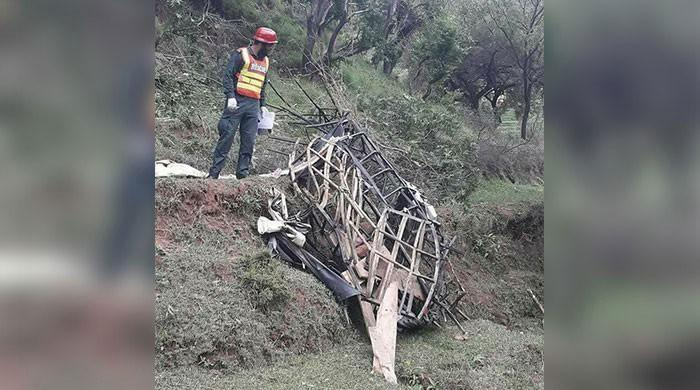 12 dead as cable car falls near Murree