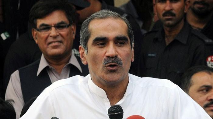 World powers using puppets to hurt Nawaz Sharif: Railways minister