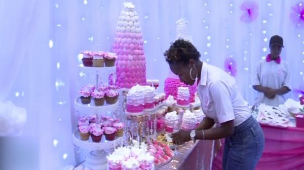 Grand bridal wedding fair 2017 in Kenya