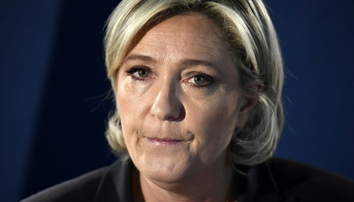 France's Le Pen under formal probe in European Union fund misuse case