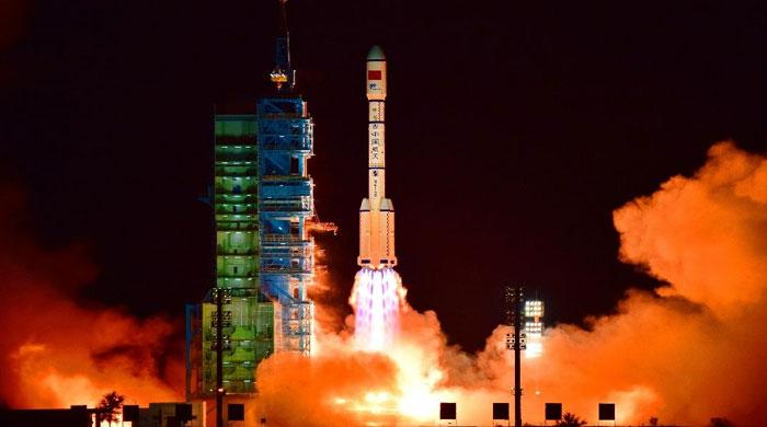Launch fails for Chinese heavy-lift carrier rocket