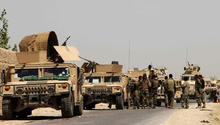 Afghan forces fighting to ensure security around northern Kunduz, killing 20 militants