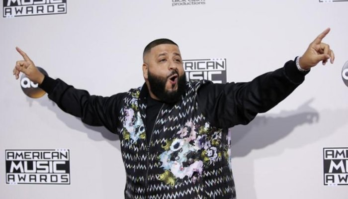DJ Khaled beats Imagine Dragons to the top in USA chart battle