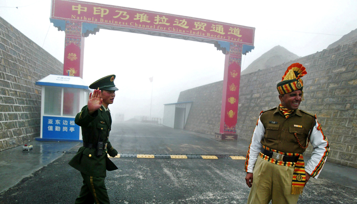 India should shed 'strategic anxiety: Chinese media