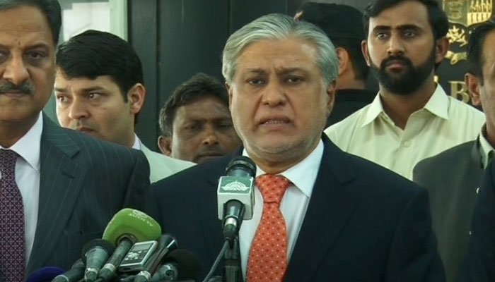 Dar expresses indignation over 'artificial' spike in USA dollar rate