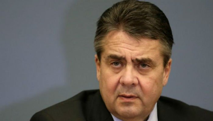 Sigmar Gabriel: US could start trade war with Europe