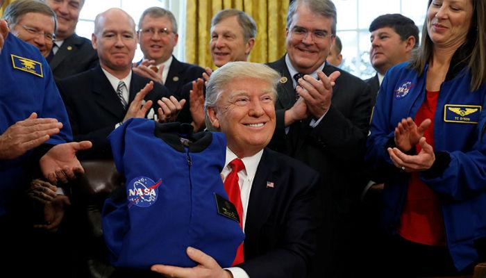US Vice President apologizes for ignoring NASA