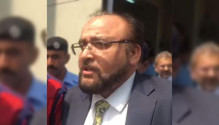 JIT head FIA Additional Director Wajid Zia