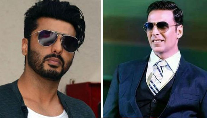 'Namaste London' sequel: Akshay Kumar out, Arjun Kapoor in