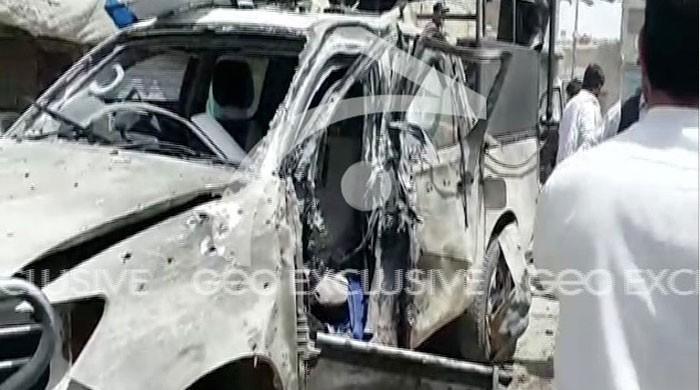 Qilla Abdullah DPO martyred in Chaman 'suicide attack'